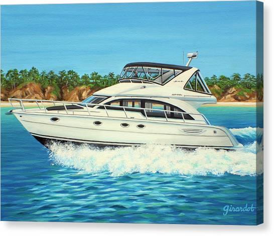 Ohana Pacific Canvas Print
