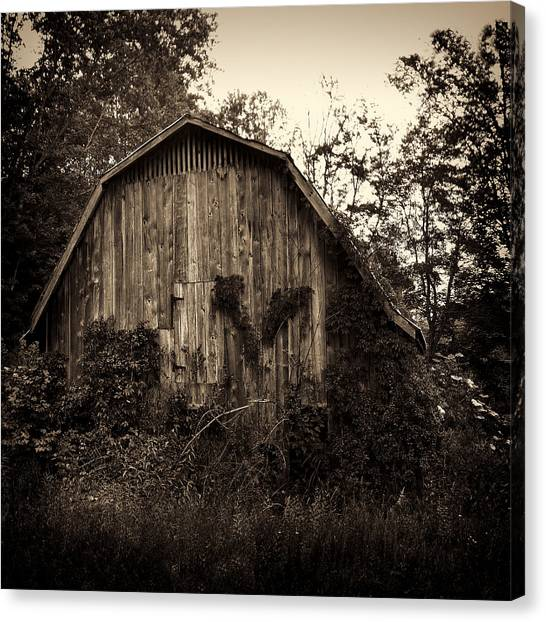 Old Barn 04 Canvas Print