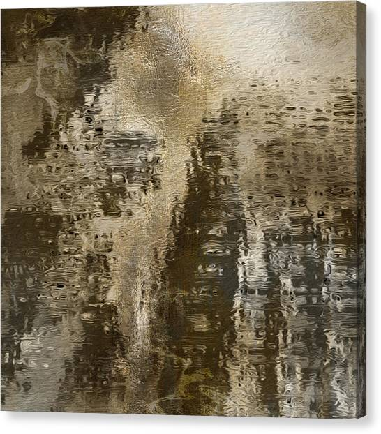 Reference Canvas Print - Old Town by Jack Zulli