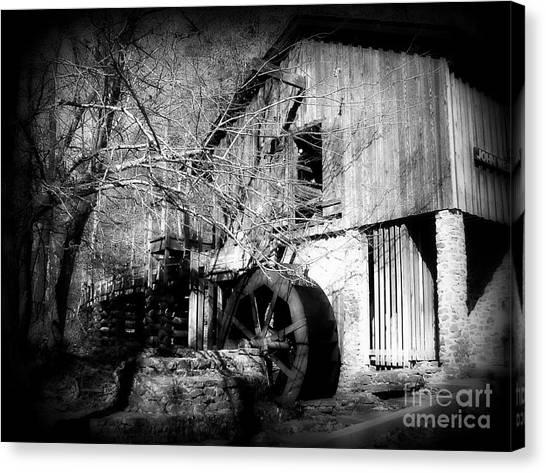 Oldmill Canvas Print
