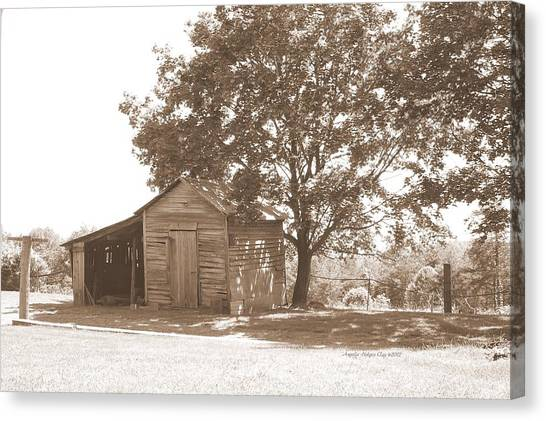 Ole Homeplace Canvas Print