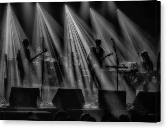 Belgium Canvas Print - On Stage by Adrian Popan
