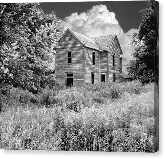 Once Called Home Canvas Print