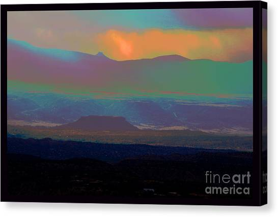 One Enchanted Evening Canvas Print