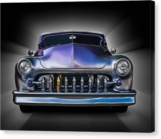 Mercury Canvas Print - One Gold Tooth by Douglas Pittman