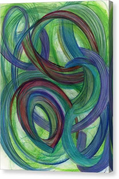 One Stupendous Whole Canvas Print