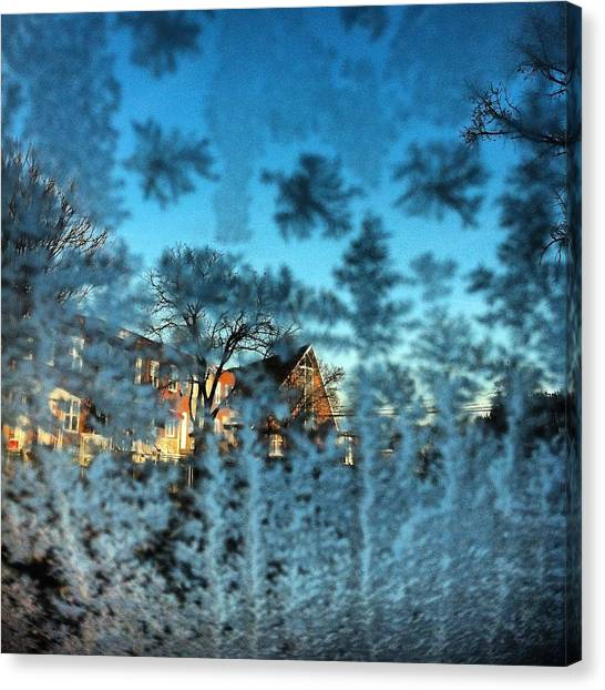 Only Glass Canvas Print