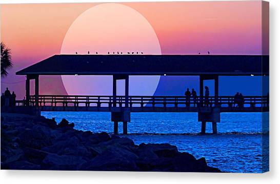 Only In Dreams Canvas Print