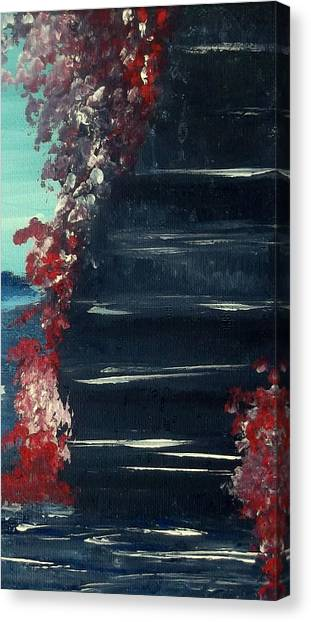 Onwards And Upwards Canvas Print by Emma Farrow