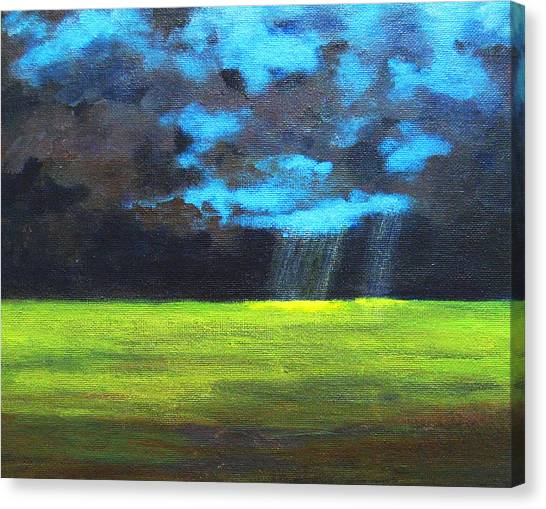Open Field IIi Canvas Print