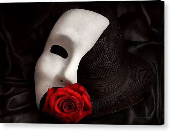 Opera - Mystery And The Opera Canvas Print