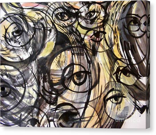 Optometry Canvas Print