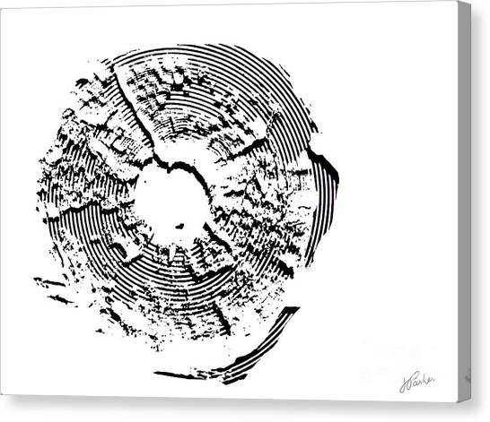Orbits Canvas Print