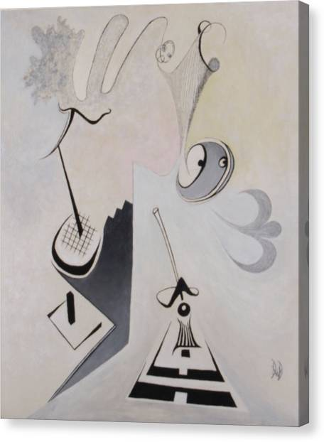 Orchestrated Canvas Print by David Douthat