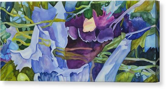 Orchid Rhapsody Canvas Print
