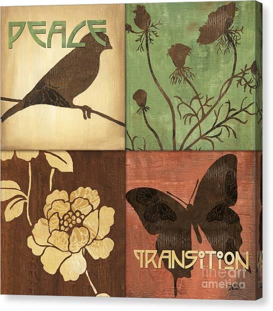 Environment Canvas Print - Organic Nature 1 by Debbie DeWitt