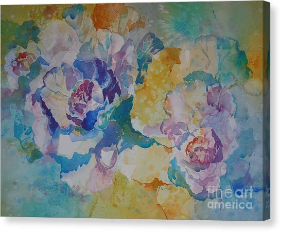 Ornamentals In Sunlight Canvas Print