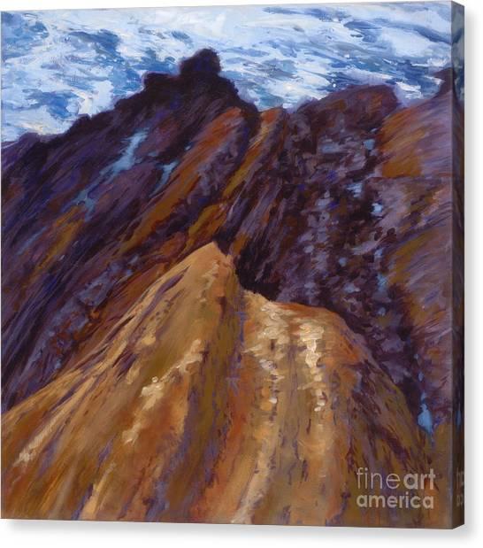 Oro Tilt Canvas Print