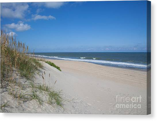 Outer Banks Beach  Canvas Print