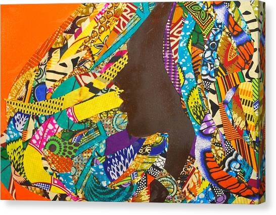 Oya I Canvas Print