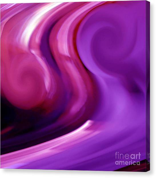 P Energy Canvas Print