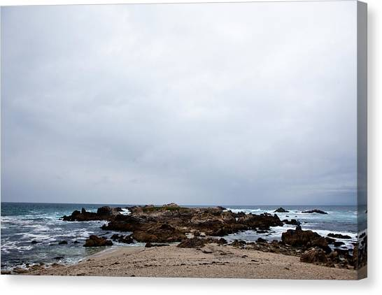 Pacific Horizon Canvas Print