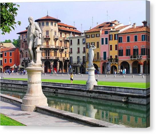 Padova Canvas Print