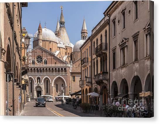 Padua. Italy Canvas Print by Rostislav Bychkov