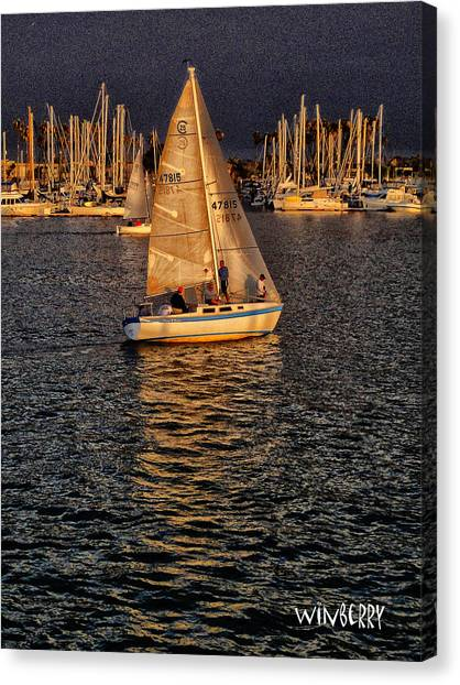 Page52 Canvas Print