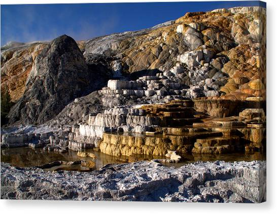 Wy Canvas Print - Palette Spring Terrace by Brian Harig