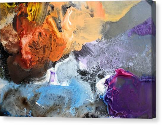Pallet 2 Canvas Print