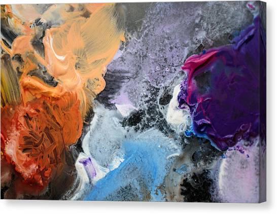 Pallet 3 Canvas Print