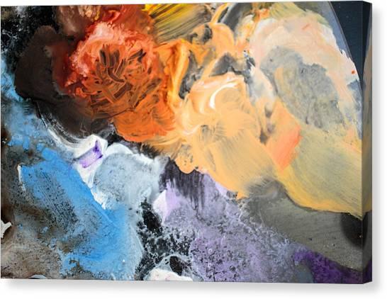 Pallet 4 Canvas Print