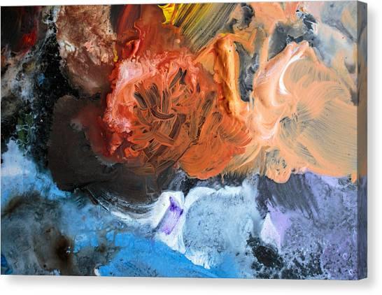 Pallet 7 Canvas Print