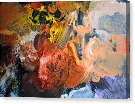 Pallet 9 Canvas Print