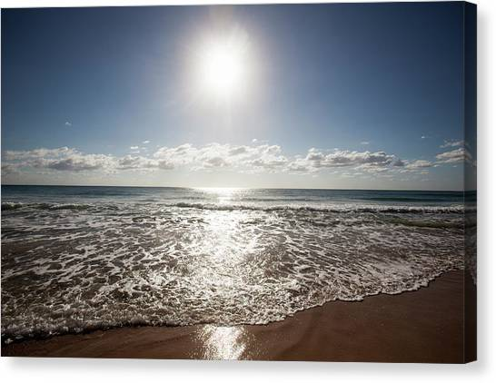 Palm Beach, Gold Coast, Queensland Canvas Print