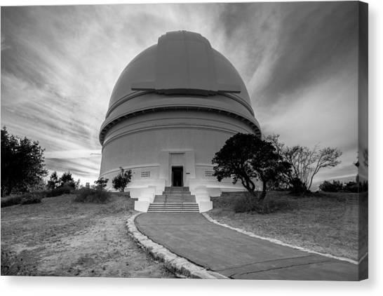 Palomar Observatory Canvas Print