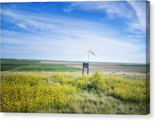 Drywall Canvas Print - Par 1 Nothing by Starlux  Productions