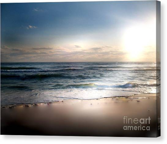 Paradise Found Canvas Print by Jeffery Fagan