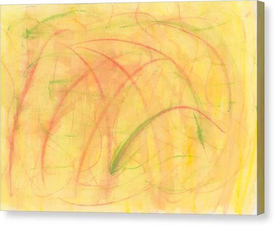 Paranoid In Reverse-horizontal Canvas Print