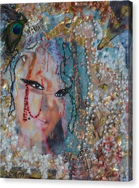 Paris Carnival Canvas Print