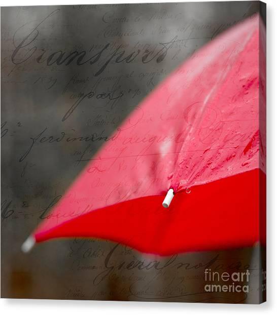 Aspect Canvas Print - Paris Spring Rains by Edward Fielding