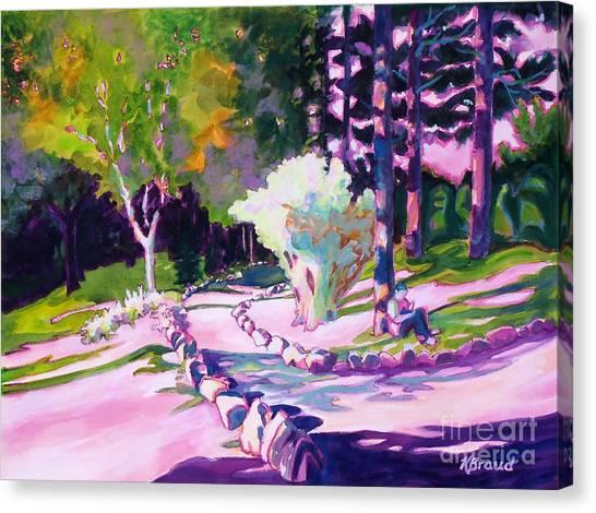 Park Trails 2           Canvas Print