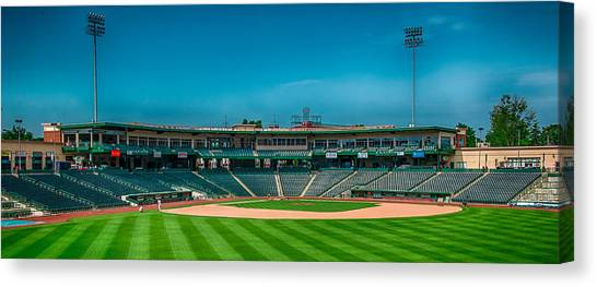 Parkview Field Fort Wayne Canvas Print