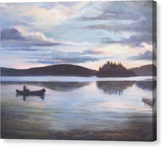 Payette Lake Idaho Canvas Print