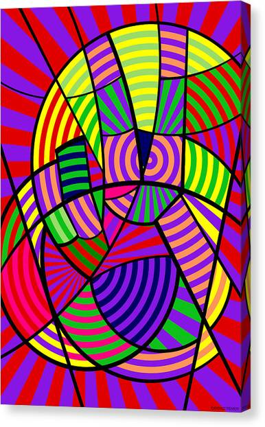 Peace 12 Of 12 Canvas Print