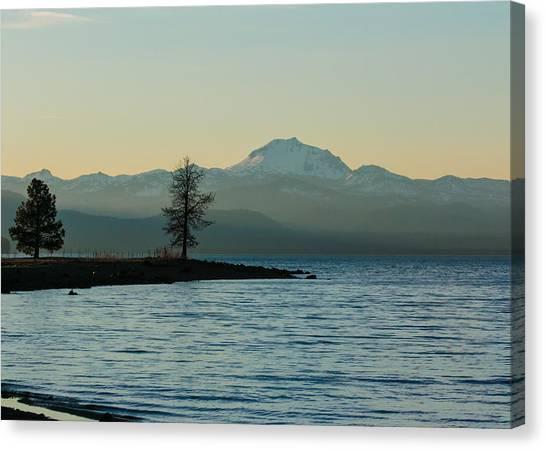 Peaceful Views Canvas Print