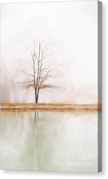 Peacefulness Canvas Print