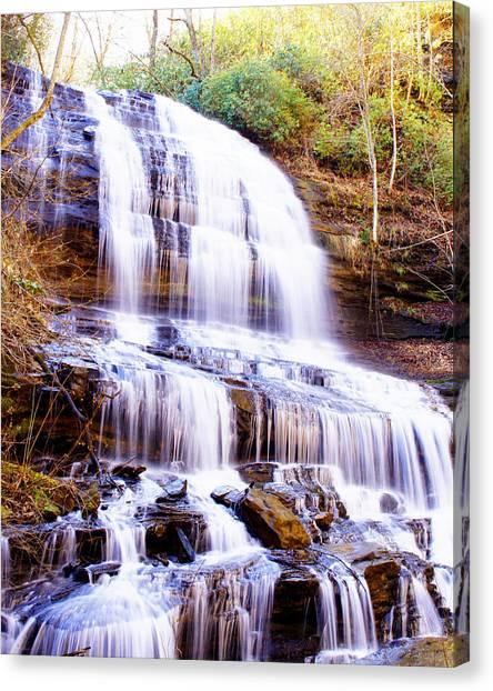 Pearson Falls Canvas Print