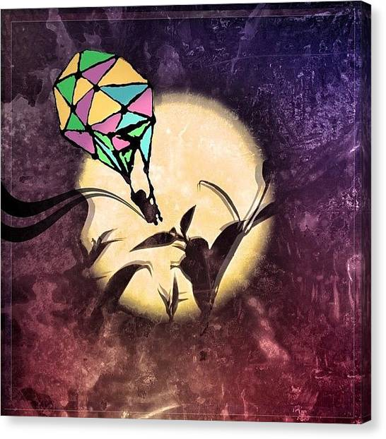 Sparrows Canvas Print - •||peculiar||• First Collab With by Cameron Jack Sparrow